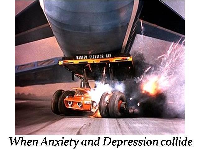 Post #100 ~ Depression: My Internal Fight